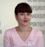Кордонская Мария Владимировна