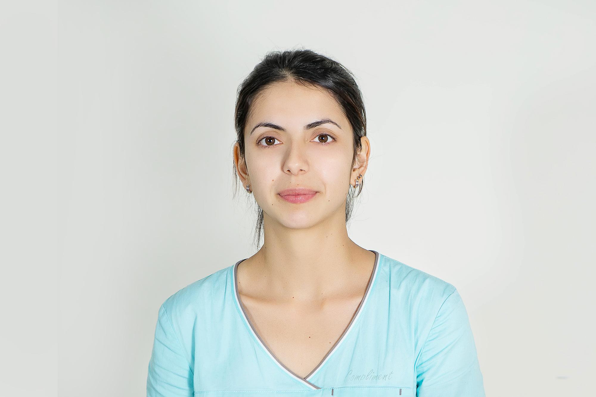 Байрамова Гульджан Ражобовна