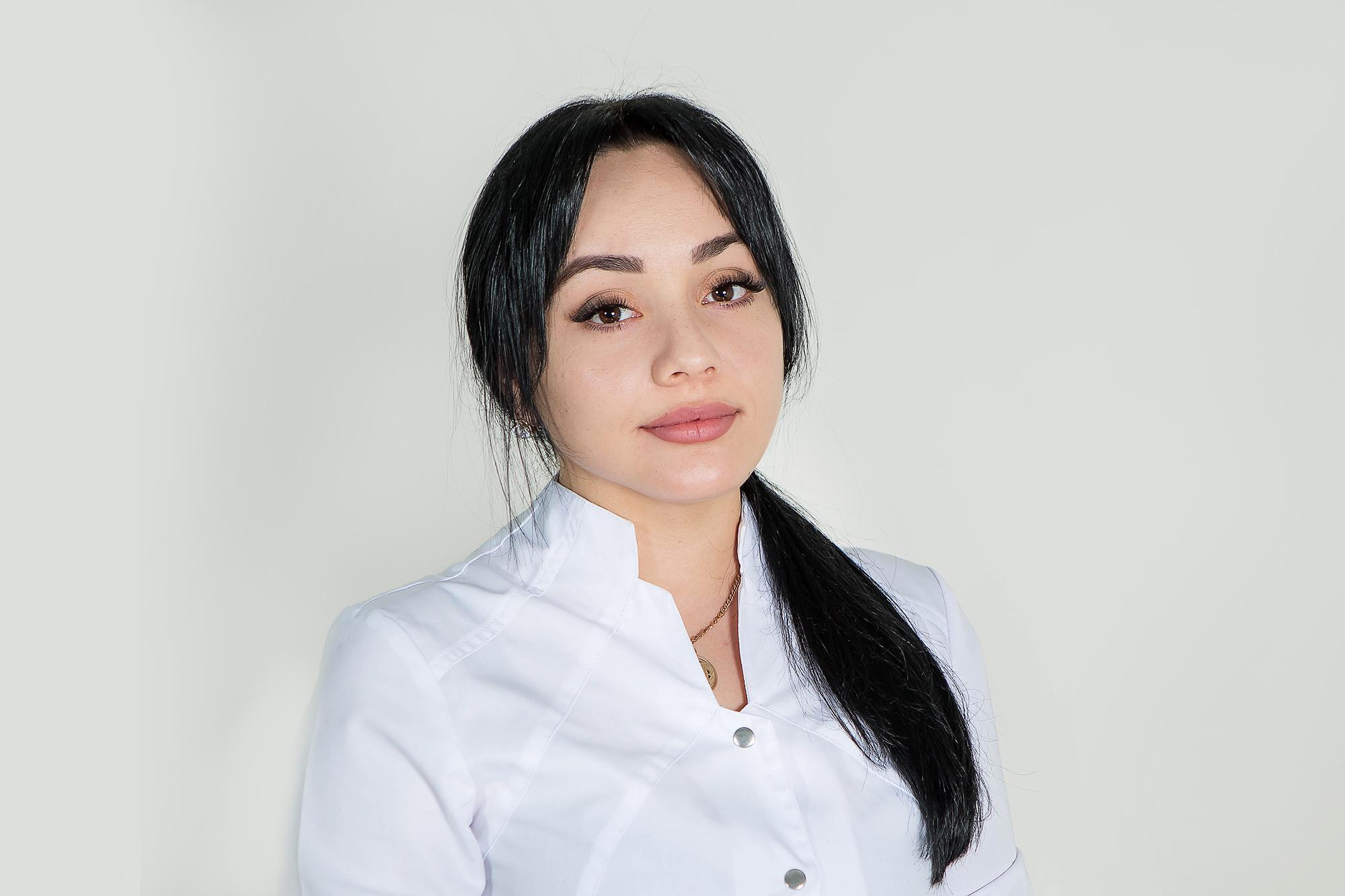 Асанова Зарема Талятовна