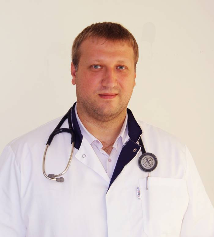 Бубнов Сергей Евгеньевич